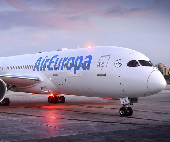 Crece la oferta de Air Europa en Sudamérica